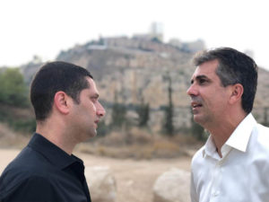 אלי כהן ורועי לוי