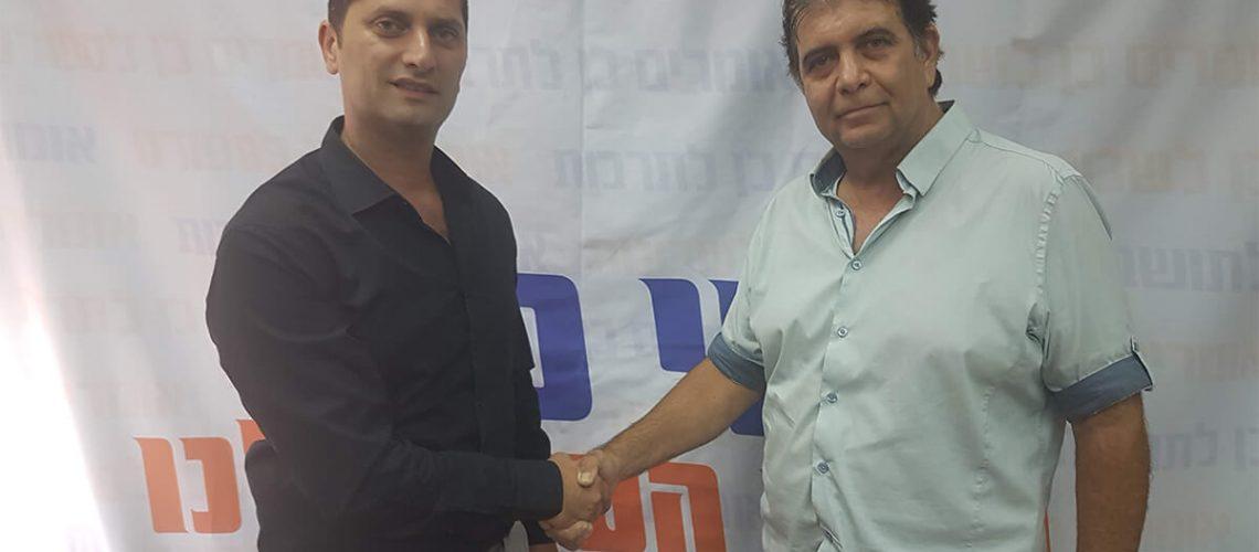 אלי דבי ועמותת אחים שכולים תומכים ברועי לוי בבחירות בנשר